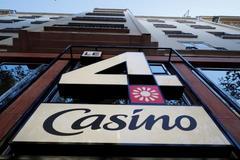 Casino confident on disposal plan, third-quarter sales accelerate