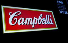 Campbell Soup CEO sees no room for concessions to Third Point