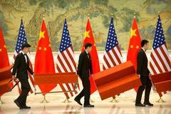 China-U.S. trade talks 'making a final sprint': state media