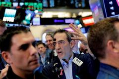 Wall Street stumbles as investors spooked by signs of economic...