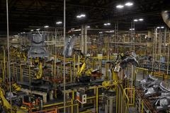 In foreboding sign for U.S. economy, factory sector softens