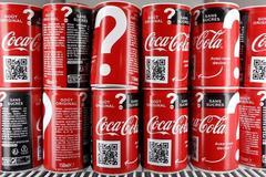 Sodas, waters drive Coca-Cola sales beat