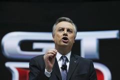Nissan says senior executive Schillaci to leave amid reshuffle