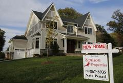 U.S. new home sales rise to near one-and-a-half-year high