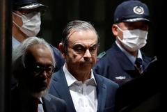Ghosn's lawyers accuse Japan officials, Nissan executives of collusion