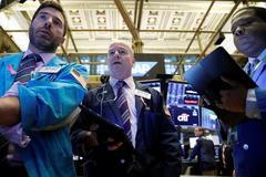 Dollar, global shares gain as trade worries linger