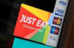 Just Eat takeover battle hots up with fresh $6.5 bln Prosus bid