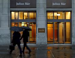 Swiss bank Julius Baer slammed for money laundering failures