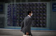 Hong Kong shares ease on China-U.S. rift, dollar firms