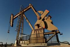 Oil steady; U.S.-China tensions weigh, possible output cuts support