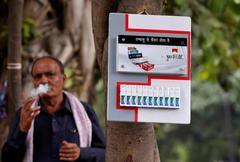 India's Delhi government tells Philip Morris to remove all ads