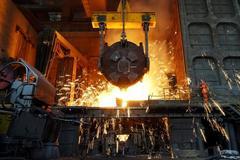 EU seeks to join U.S.-China steel dispute at WTO