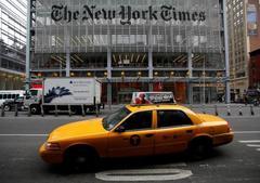New York Times names company veteran Roland Caputo as CFO