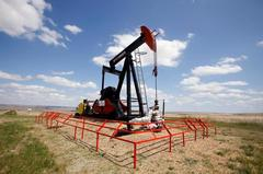 Oil hits 2019 highs on U.S.-China trade hopes, but U.S. output weighs