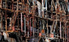 Global growth rebound hopes hit by weak factory data