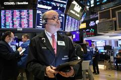Global stocks climb on muted trade hopes, dollar slips