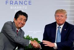 Explainer: Abe, Trump head for trade deal; auto tariffs a sticking...