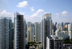 Singapore luxury apartment sales hit 11-year high, driven by...