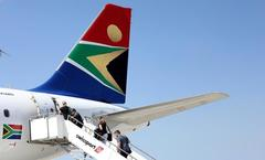 Strike-hit South African Airways says only a deal with unions will end crisis