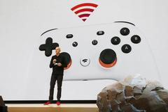 Google enters gaming with cloud-based streaming service Stadia