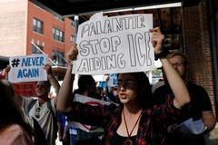 Activist investors to pressure privately held Palantir on human rights