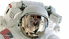 Long Bouts of Space Travel May Harm Astronauts' Brains
