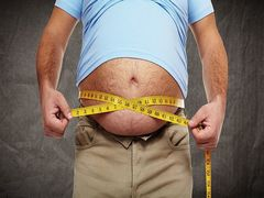 Most American Men Qualify as 'Overfat' « Weekly Gravy