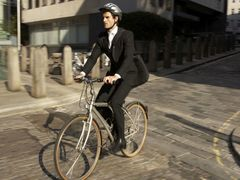 Commuters: Pedal Your Way to Better Heart Health « Weekly Gravy