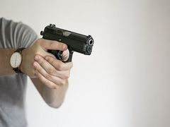 Gun Surrender Laws Help Women Threatened by Domestic Violence
