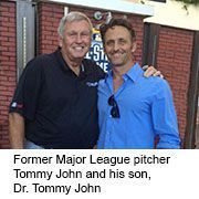 Dr. Tommy John Hopes Fewer Young Athletes Need Dad's Namesake Surgery