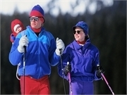 Snow Blindness a Wintry Danger