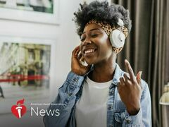 AHA News: Calming Us Down or Revving Us Up, Music Can Be Good for the Heart