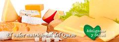 Tabla de Calorías del Queso y su Valor Nutricional