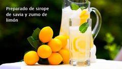 Cómo desintoxica y depura la Cura de Sirope de savia y limón