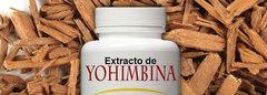Yohimbina para perder peso y estimular la libido femenina
